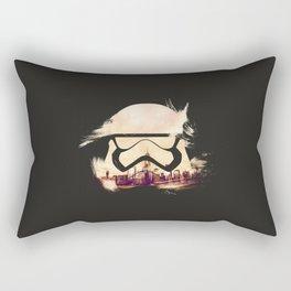 NYC Stormtrooper Rectangular Pillow