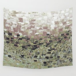 :: Camo Compote :: Wall Tapestry