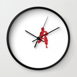 Armbar Me? Impossible Funny BJJ Jiu-Jitsu MMA Wall Clock