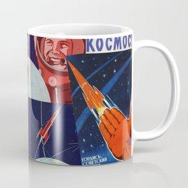 Russian Space Travel Coffee Mug