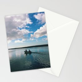 Boating Date Stationery Cards