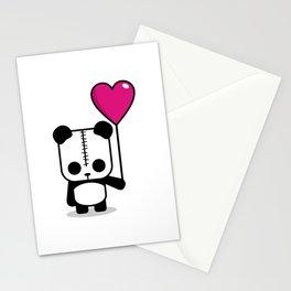 Lezzi Panda - Falling in Love Stationery Cards