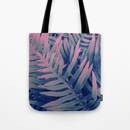 Ferns#3 Tote Bag