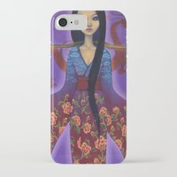 libra iPhone & iPod Cases featuring Libra by Artist Andrea