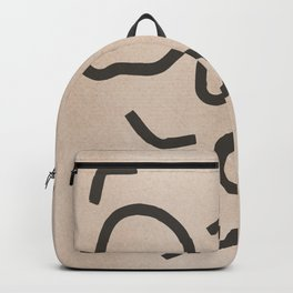 Simple Confetti Backpack