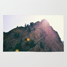Sunshine on the Rocks Rug