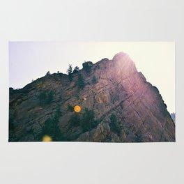Sunshine on the Rocks Rug