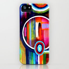 Focus série 'TDAH' iPhone Case