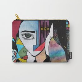 Five Senses Carry-All Pouch