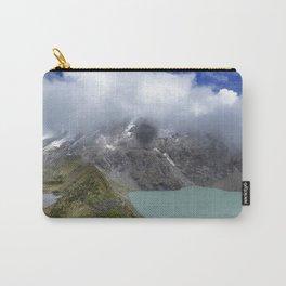 Montañas puras Carry-All Pouch
