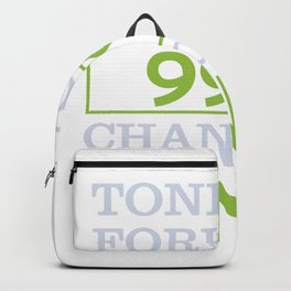 Gin Tonic, Alcohol, Party Backpack
