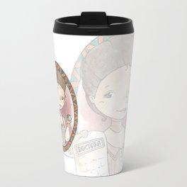 Gregoria Casas Travel Mug