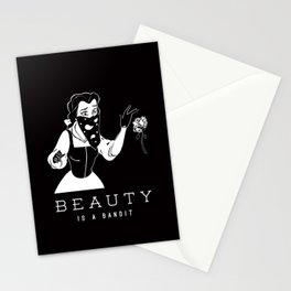 Beauty is a Bandit Stationery Cards