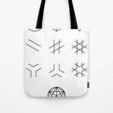 The Story of Geometry Tote Bag