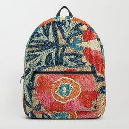18th Century Suzani Fragment Print Backpack