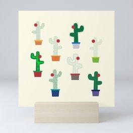 The Cactus! Mini Art Print