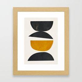 abstract minimal 23 Gerahmter Kunstdruck