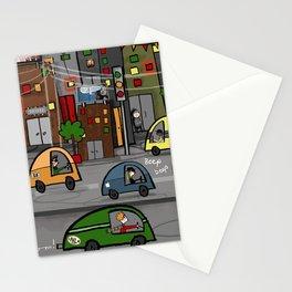 Big City Life Stationery Cards