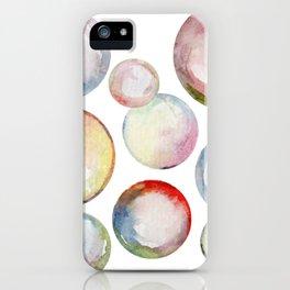 Hello Bubbles iPhone Case