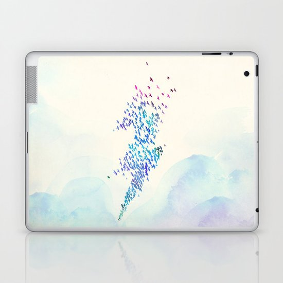 Bolt Laptop & iPad Skin