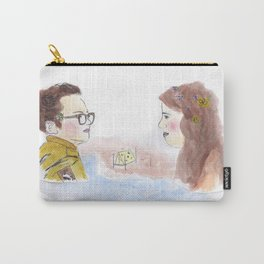 Sam and Suzy, Moonrise Kingdom Carry-All Pouch
