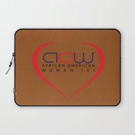AAW101 Orange Laptop Sleeve