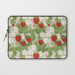 Strawberry. Laptop Sleeve