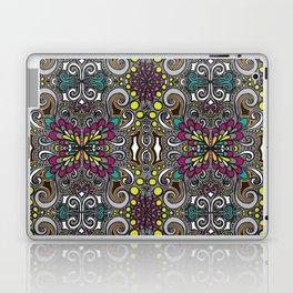 Swirls 3 Laptop & iPad Skin