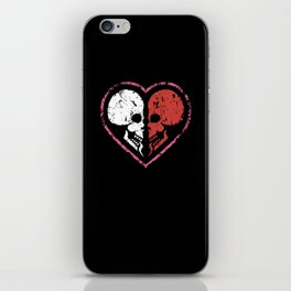 MADly in love with you  (Mutual Assured Destruction) iPhone Skin