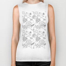 Ocarina Patterns Biker Tank