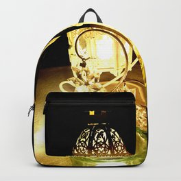 Candlelight dinner Backpack