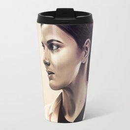 Molly Hooper - Sherlock Travel Mug