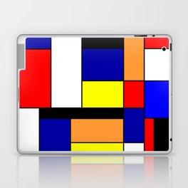 Mondrian #1 Laptop & iPad Skin