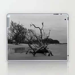 Ghost Trees - Driftwood Beach Laptop & iPad Skin