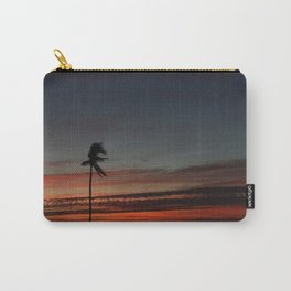 Lonely Sunset Carry-All Pouch