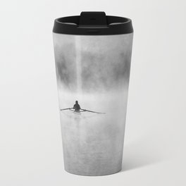 Rowing On The Chattahoochee Travel Mug
