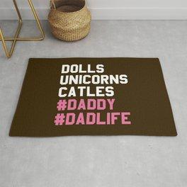 Dad Life Rug