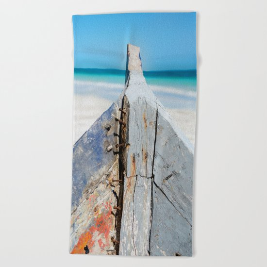 CONTRAST Beach Towel