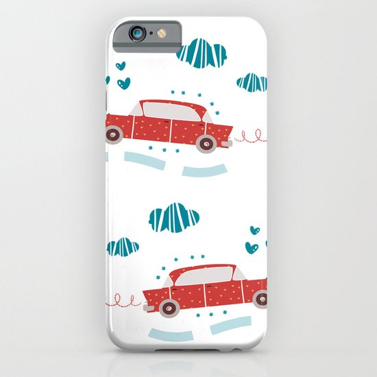A ride iPhone & iPod Case
