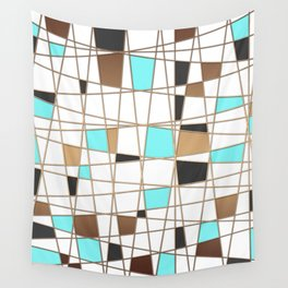 Abstract background 20 Wall Tapestry