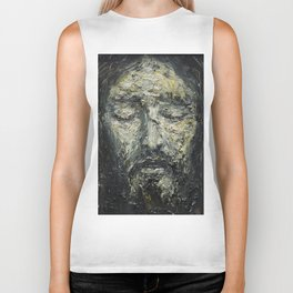 Holy Face of Our Lord Jesus Christ Biker Tank