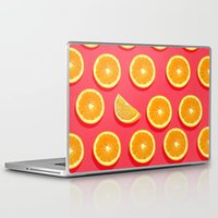 fruit Laptop & iPad Skins featuring  FRUIT by mark ashkenazi