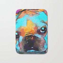 French Bulldog 3 Bath Mat