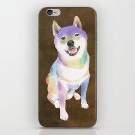 Shiba Inu iPhone Skin