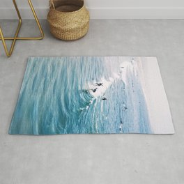 Catch A Wave Rug