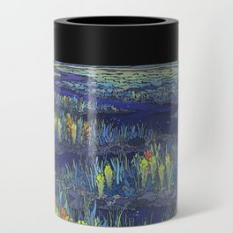 Night River Can Cooler