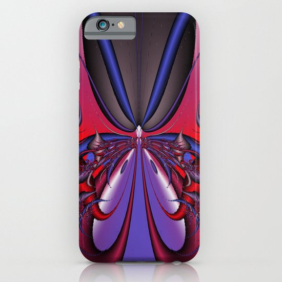 twisted abstract cross iPhone & iPod Case