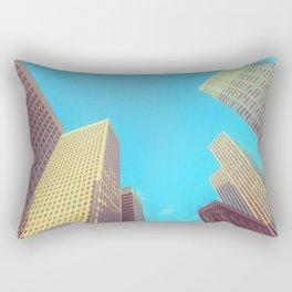 San Francisco Structures Rectangular Pillow
