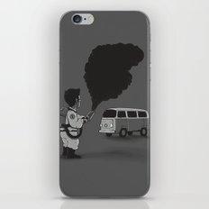 Smokebuster iPhone & iPod Skin