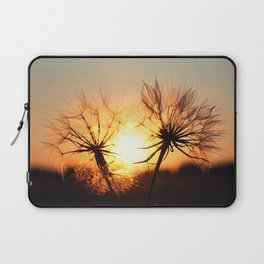 sunset in august Laptop Sleeve